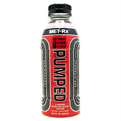 Met-rx Nos Pumped Strawberry Lemonade, Met-rx - Wholesome Dynamics