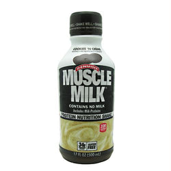 Cytosport Muscle Milk Rtd Cookies 'n Creme - Gluten Free, Cytosport - Wholesome Dynamics