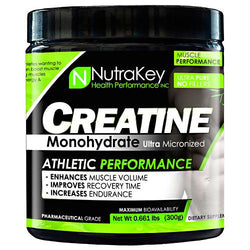Nutrakey Creatine Monohydrate Unflavored, Nutrakey - Wholesome Dynamics