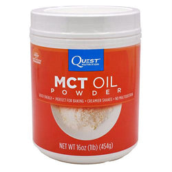 Quest Nutrition Mct Oil Powder Unflavored, Quest Nutrition - Wholesome Dynamics