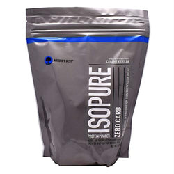 Nature's Best Zero Carb Isopure Creamy Vanilla, Nature's Best - Wholesome Dynamics