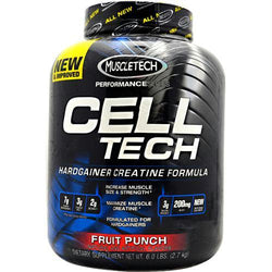 Muscletech Performance Series Cell-tech Fruit Punch, Muscletech - Wholesome Dynamics