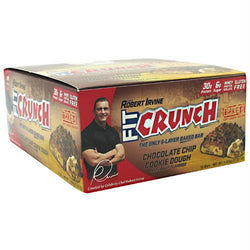 Fit Crunch Bars Fit Crunch Bar Chcolate Chip Cookie Dough - Gluten Free, Fit Crunch Bars - Wholesome Dynamics