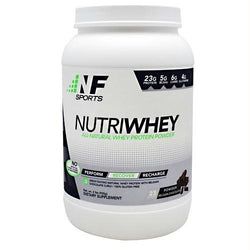 Nf Sports Nutriwhey Belgian Chocolate - Gluten Free, Nf Sports - Wholesome Dynamics