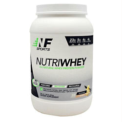 Nf Sports Nutriwhey Vanilla - Gluten Free, Nf Sports - Wholesome Dynamics