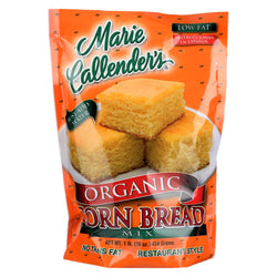 Marie Callender's, Organic Mix Corn Bread, Original - Case Of 12 - 16 Oz