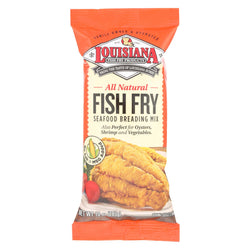 La Fish Fry New Orleans - Breading Mix - Case Of 12 - 10 Oz.