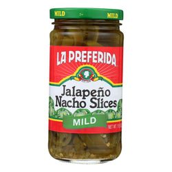 La Preferida Jalapeno Nacho Slices - Case Of 12 - 11.5 Oz