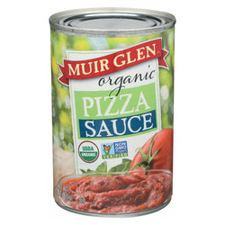 Muir Glen Muir Glen Organic Pizza Sauce - Tomato - Case Of 12 - 15 Fl Oz.