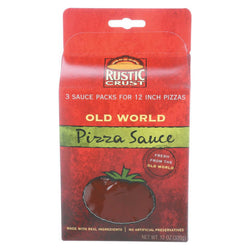 Rustic Crust Pizza Sauce - Case Of 6 - 12 Oz.
