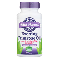 Oregon's Wild Harvest - Evening Primrose Oil - 1 Each - 100 Vcap
