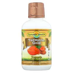 Dynamic Health Juice - Turmeric Gold - 16 Oz