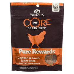 Wellness Pure Rewards Natural Dog Treats  - Case Of 8 - 4 Oz