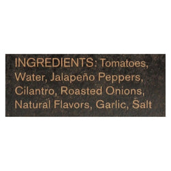 Tenayo - Salsa - Original - Case Of 6 - 16 Oz.