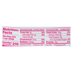 Rxbar - Protein Bar - Mixed Berry - Case Of 12 - 1.83 Oz.
