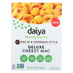 Daiya Foods - Cheezy Mac - Bacon And Cheddar Style - Cs Of 8 - 10.8 Oz.