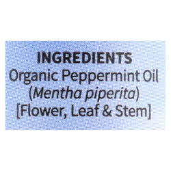 Garden Of Life - Essential Oil Peppermint - .5 Fz