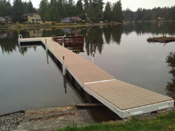 Floating Dock: Install or Secure - Seasonal/Annual