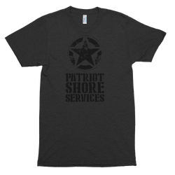 Patriot Shore Services Vintage Short sleeve soft t-shirt