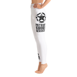Patriot Shore Services Yoga Leggings