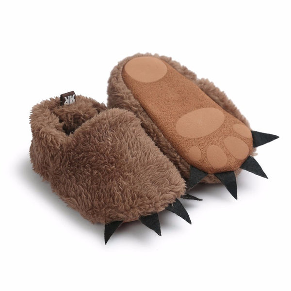 Monster Paw Baby Slipper