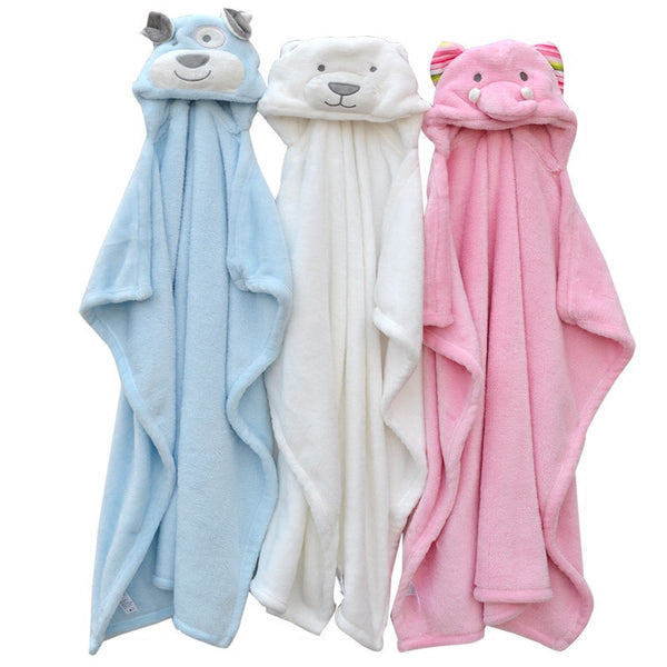 Animal Bath Towel