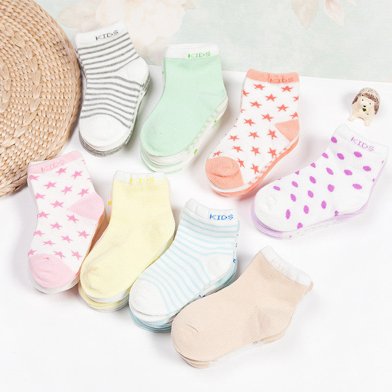 Everyday Casual Baby Socks - Blue