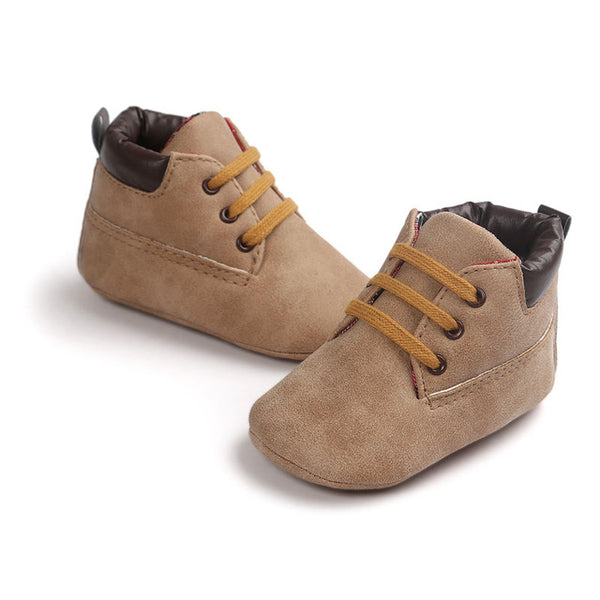 First Walkers Desert Boot - Apricot