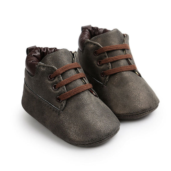 First Walkers Desert Boot - Bronze