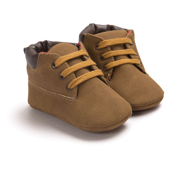 First Walkers Desert Boot - Brown