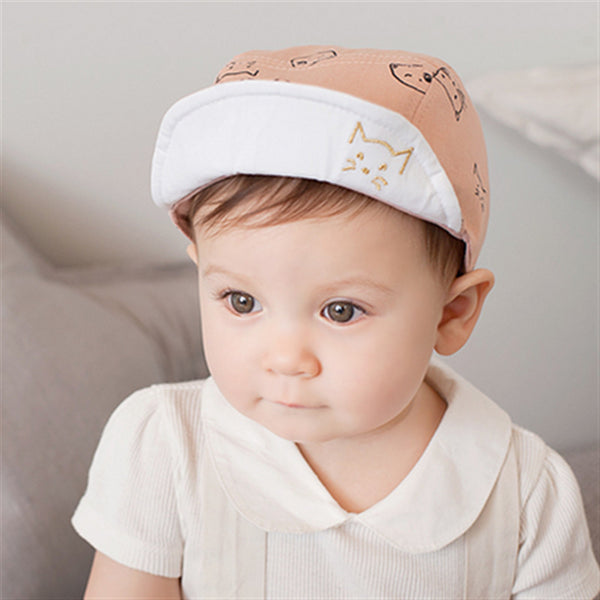 Whiskers Cap - Pink