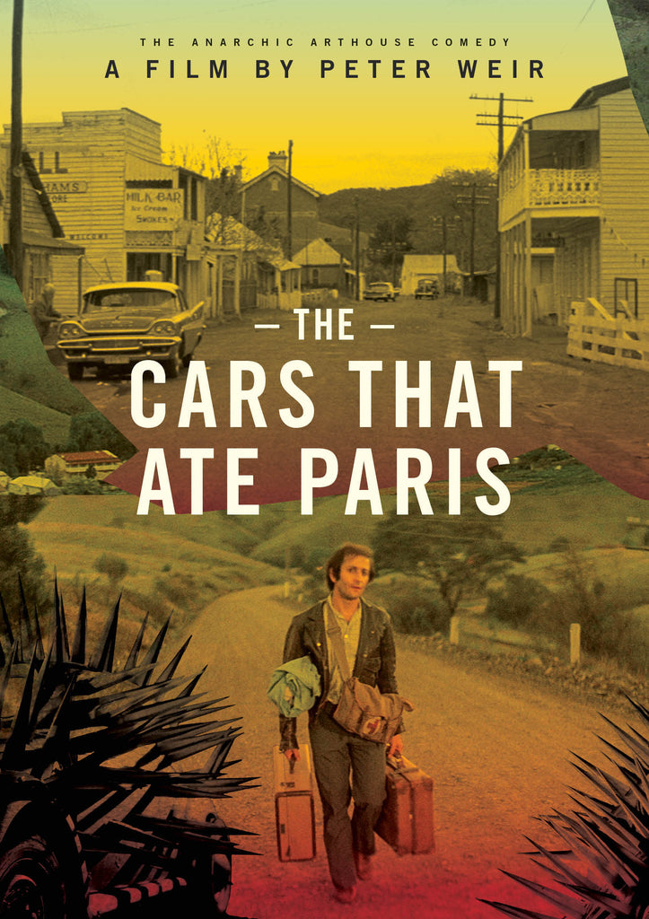 The Cars That Ate Paris - Poster