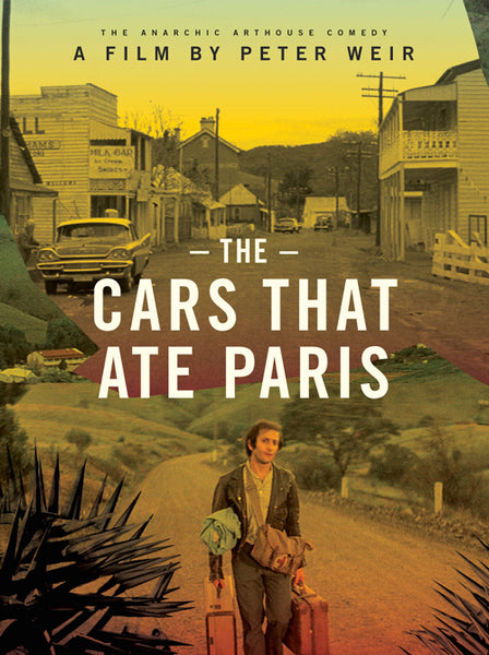 The Cars That Ate Paris - DVD