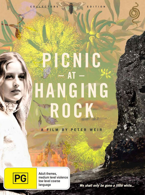 Picnic At Hanging Rock (Director's Cut) Collectors Edition - DVD