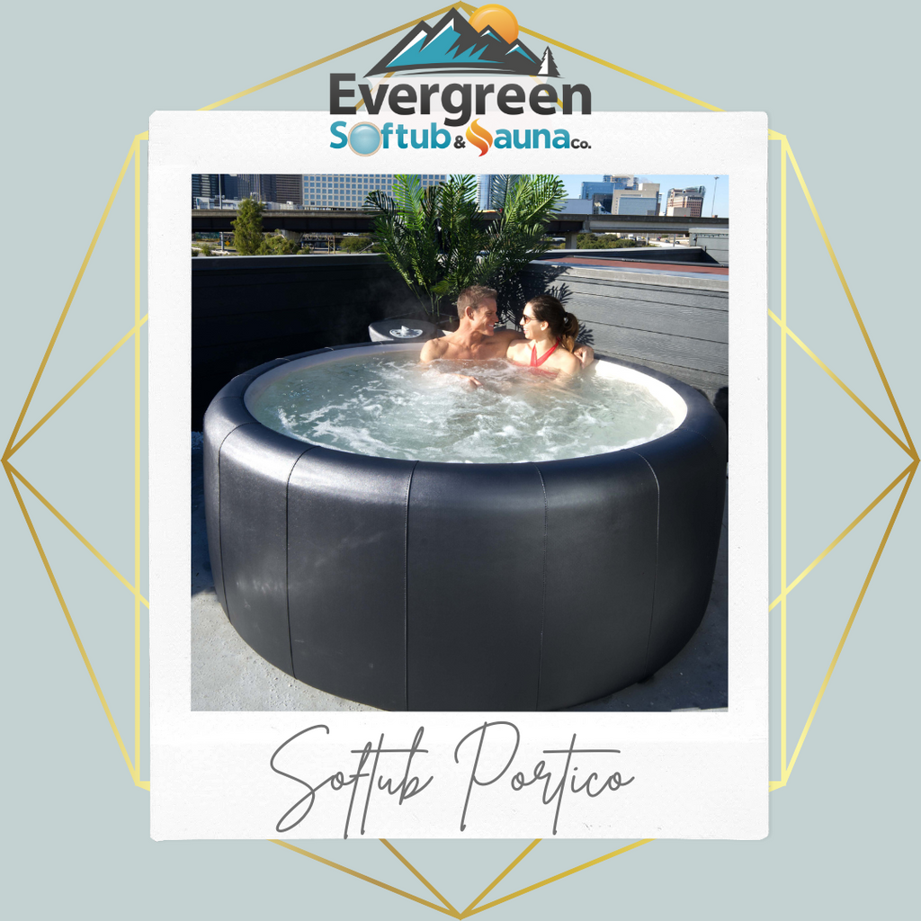 Which Softub 300 Is Right For You? The Resort Vs. The Portico