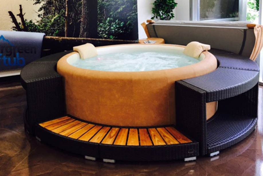 Truly Portable, Affordable, Comfortable and Durable Hot Tubs ...