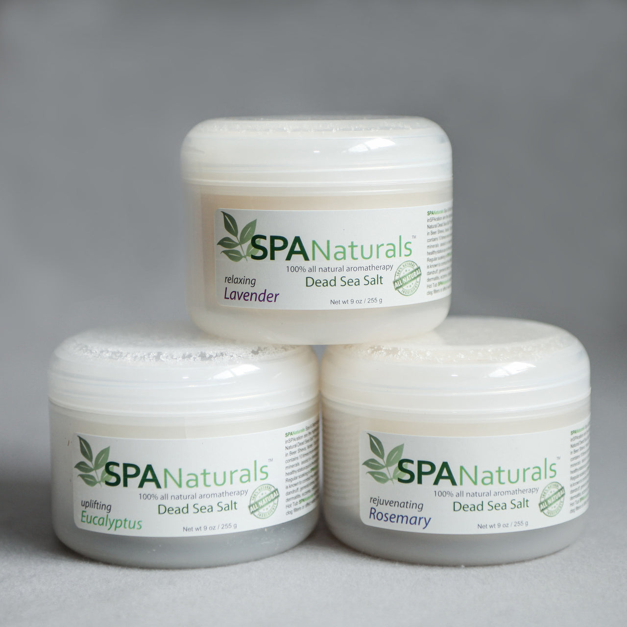 SPA Naturals Dead Sea Salt
