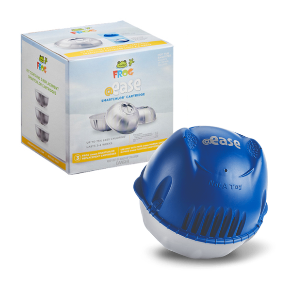 Frog @ease Floating Sanitizing System Combo Pack