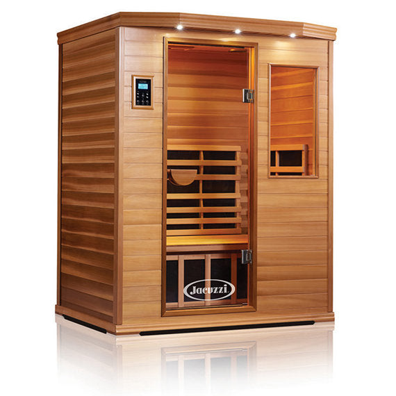 CLEARLIGHT PREMIER IS-3 - Three Person Far Infrared Sauna