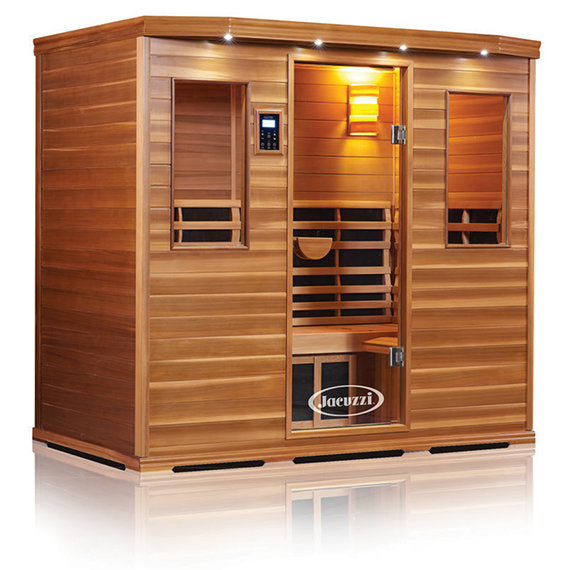 CLEARLIGHT PREMIER IS-5 - Five Person Far Infrared Sauna