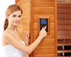 CLEARLIGHT PREMIER IS-2 - Two Person Far Infrared Sauna