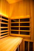 CLEARLIGHT SANCTUARY 1 - Full Spectrum One Person Infrared Sauna