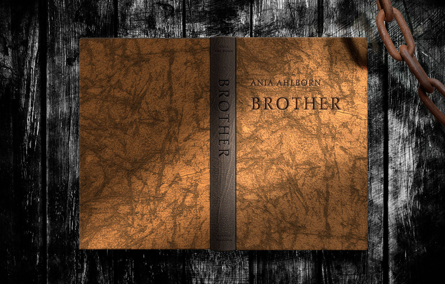 Ania Ahlborn - Brother - Suntup Editions