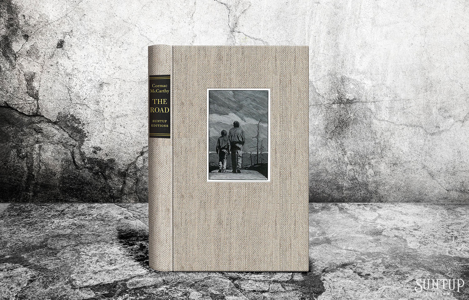 The Road by Cormac McCarthy - Suntup Editions Limited Edition