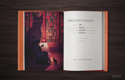 Bibliomysteries: The Signed Limited Edition - Numbered Edition