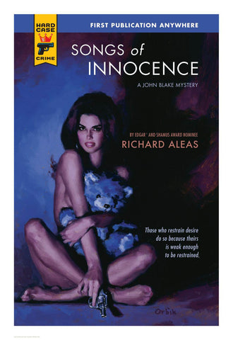 Hard Case Crime Cover Print: Songs of Innocence - Glen Orbik