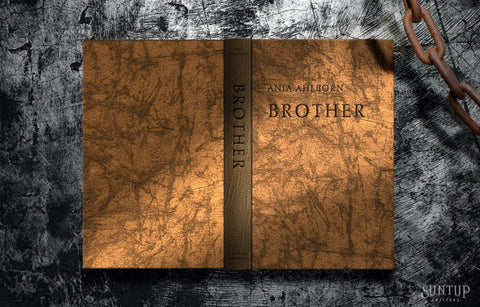 Brother by Ania Ahlborn - Lettered Edition