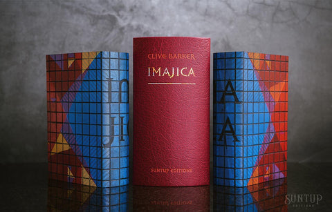 Imajica by Clive Barker - Lettered Edition