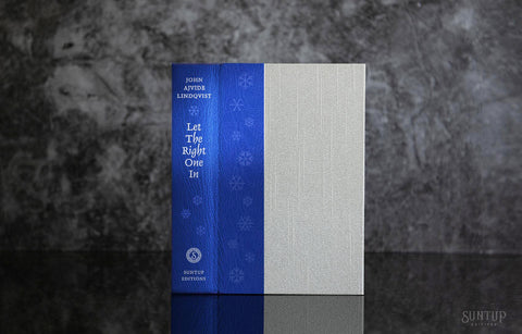 Let the Right One In by John Ajvide Lindqvist - Numbered Edition