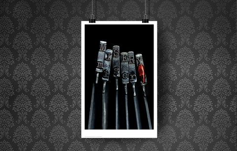 Misery Limited Edition Art Print